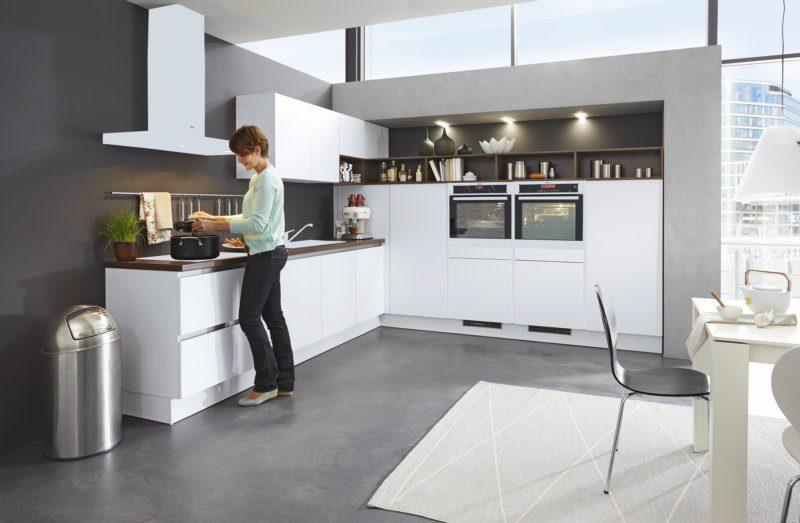 Trop Möbelabholmarkt GmbH | Räume | Küche | culineo Einbauküche ...