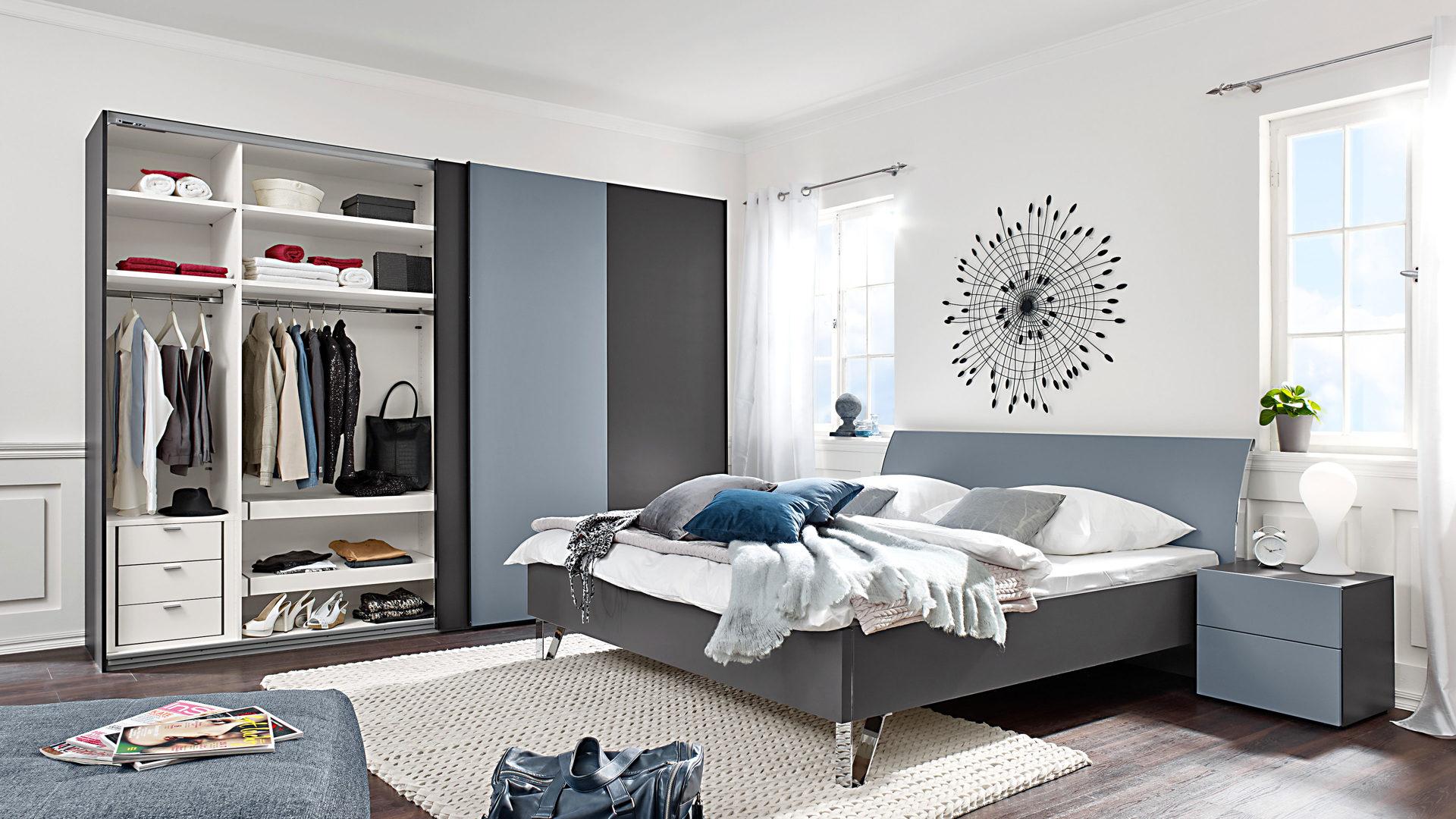 Wandfarbe schlafzimmer wirkung: braune wandfarbe entdecken sie die ...