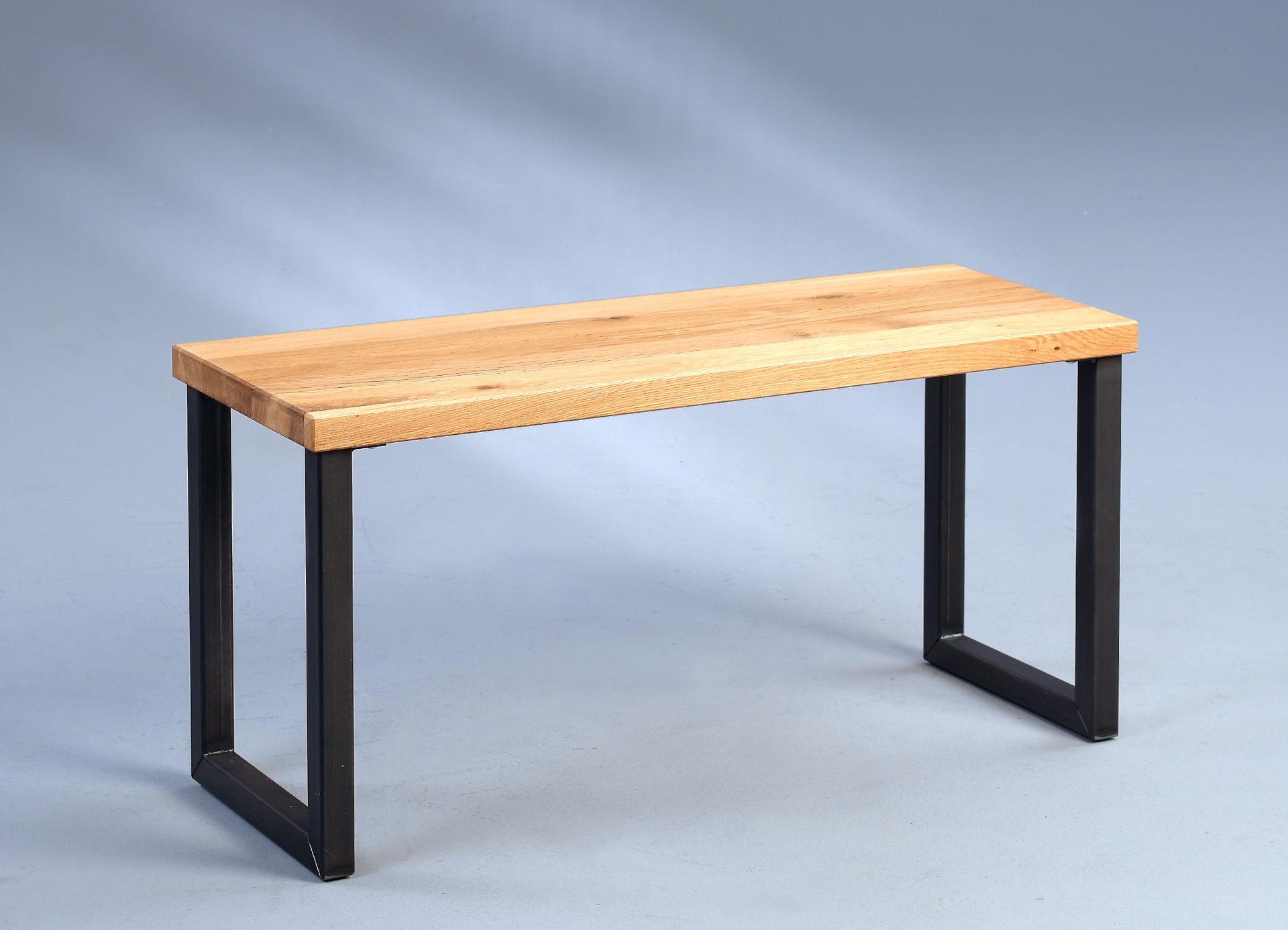 Sitzbank Holz Metall | Dekoration Ideen