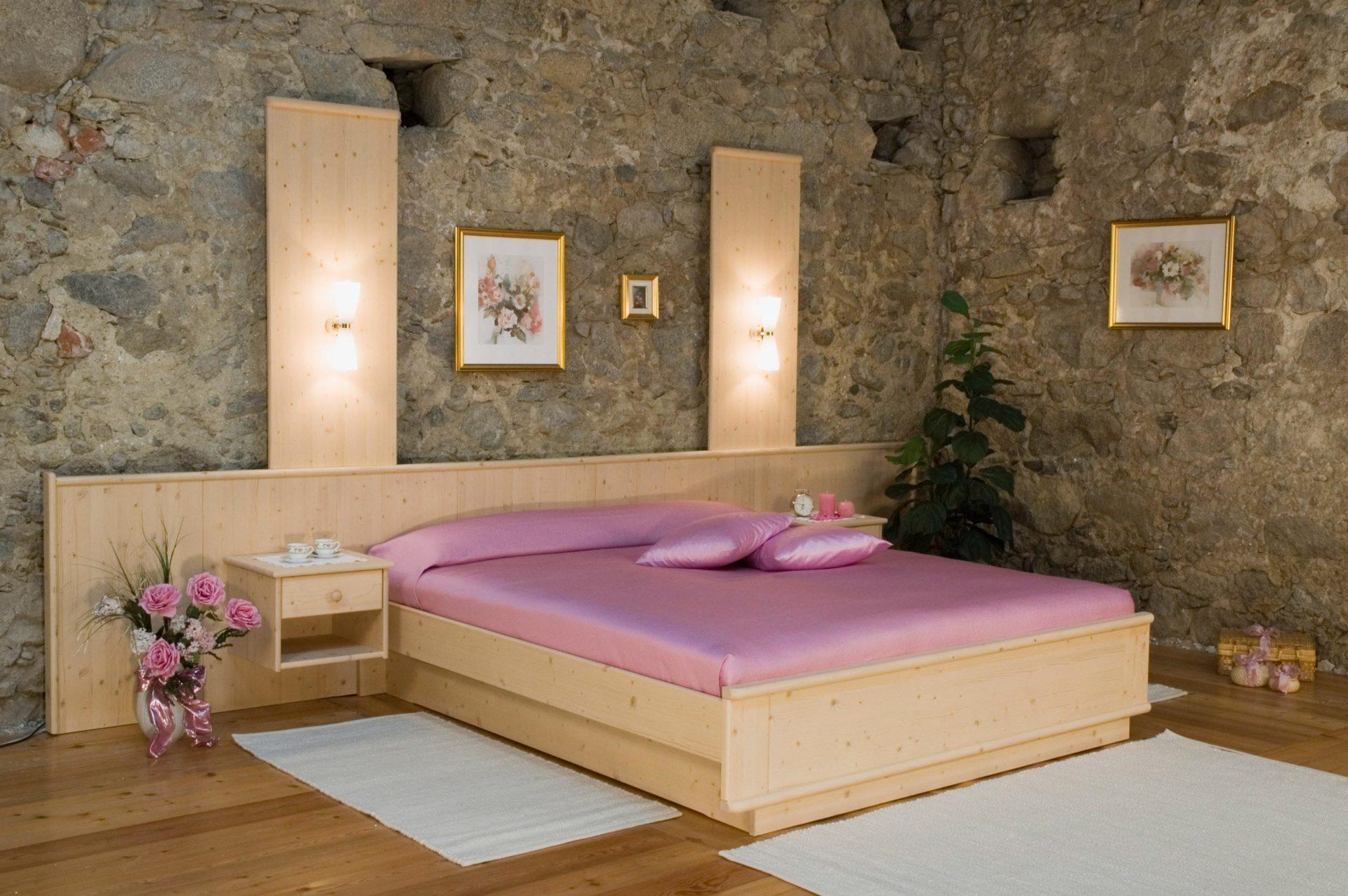 schlafzimmer zirbe modern – menerima, Schlafzimmer entwurf